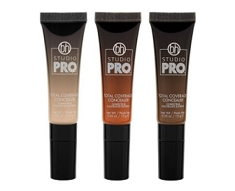 bh Cosmetics Studio Pro Total Coverage Concealer