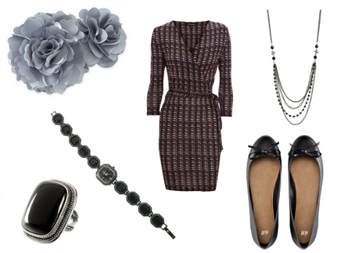 Billie Holiday Outfit1