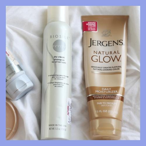 Biosilk-Dry-Shampoo-Jergens-Self-Tanner-Lotion