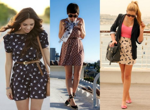 Wear you Trendswould bird print pictures
