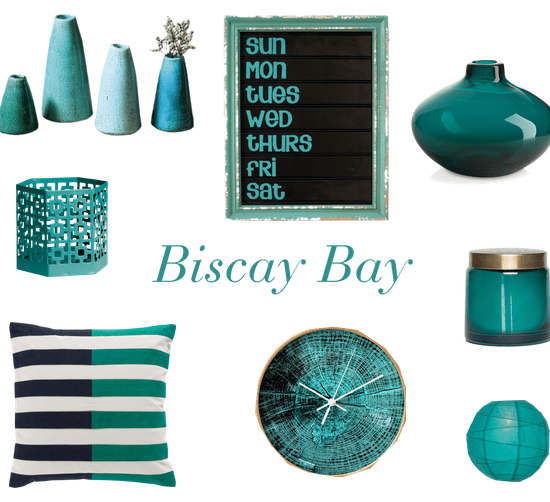 Biscay Bay home decor