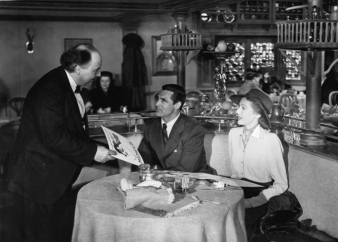 Classic Christmas movies - still from The Bishop's Wife