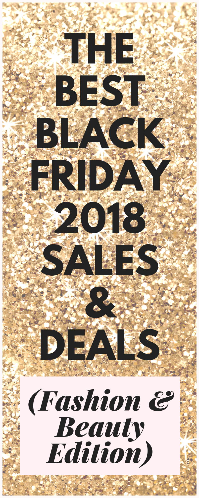 The best Black Friday 2018 sales and deals