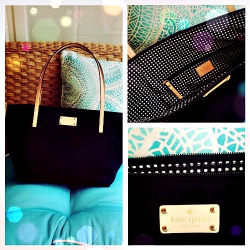 Black-Kate-Spade-Bag