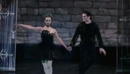 Black swan screenshot
