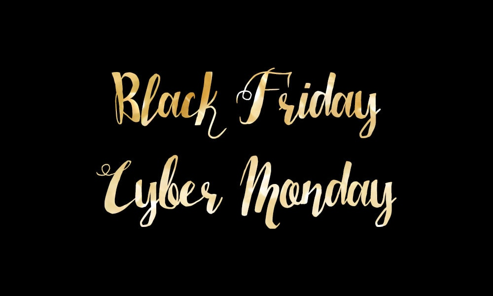 Black Friday / Cyber Monday Sales, Deals, and Coupons