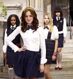 Gossip Girl Uniforms