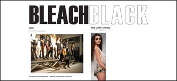 Bleach Black Screenshot
