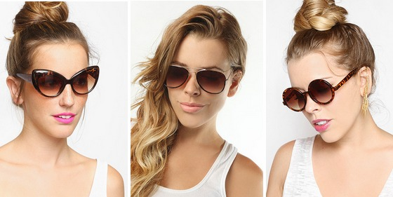 Bleudame sunglasses