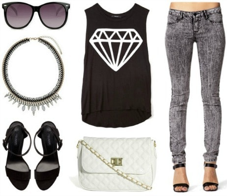 Bling ring outfit 1