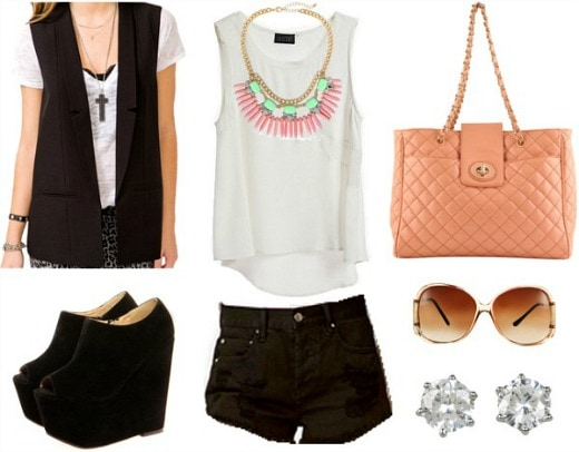 Bling ring outfit 2