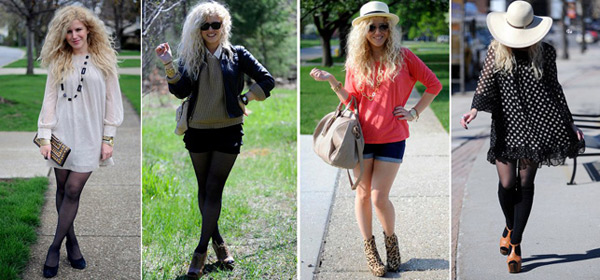 Fashion blogger Andrea from Blonde Bedhead - 1