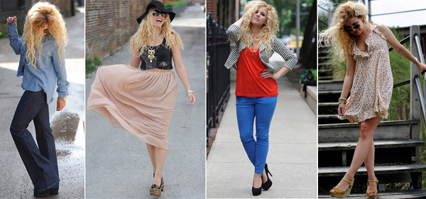 Fashion blogger Andrea from Blonde Bedhead - 3
