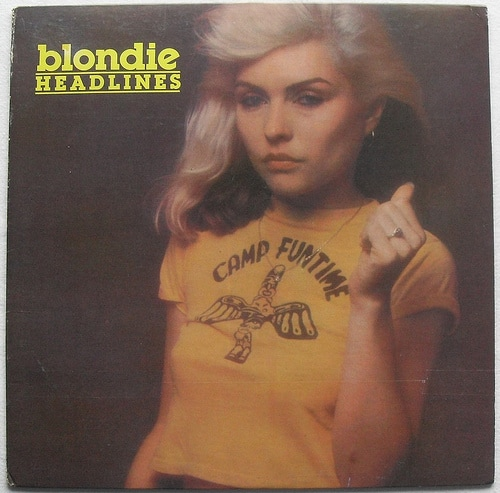 Blondie fashion