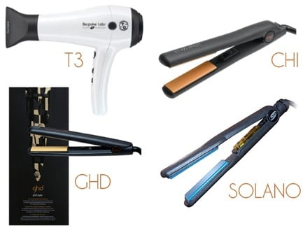 Best blow dryers and flat irons