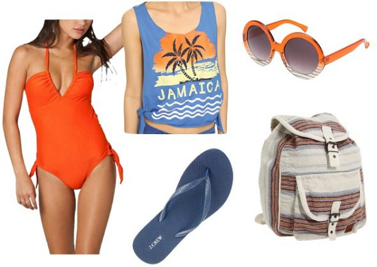 blue and orange outfit 3