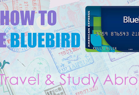 How to use Bluebird for travel and study abroad