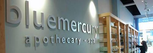 Bluemercury spa in DC