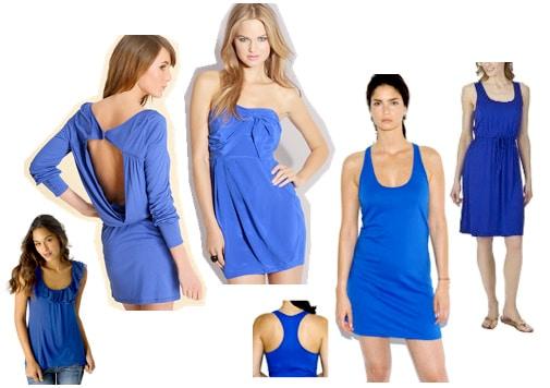 Royal Blue Clothes