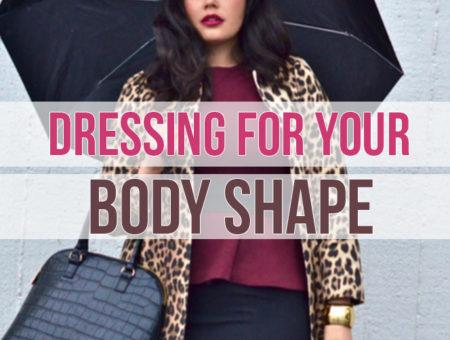 dressing for your body shape header
