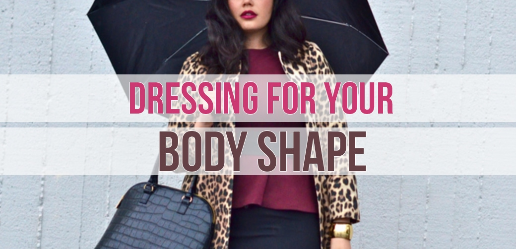 dressing for your body shape header