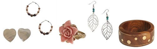 Boho Chic Jewelery