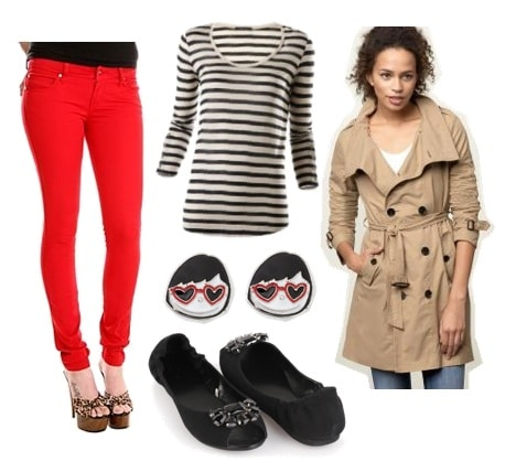 Bold color outfit what color should you wear today