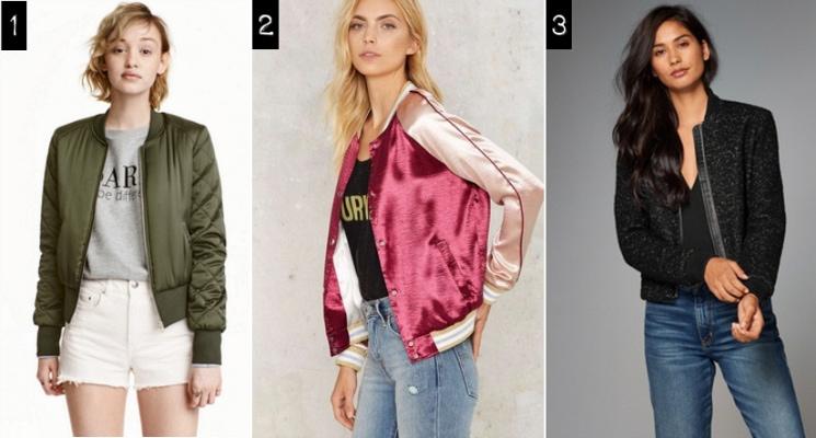 bomber jackets fall 2016