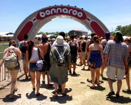 Bonnaroo music fest
