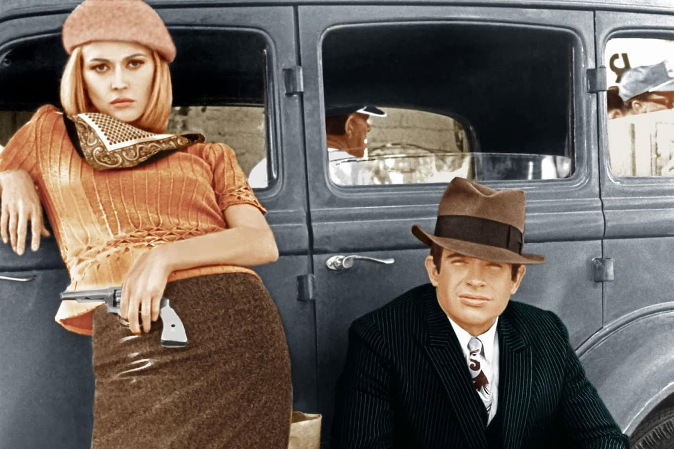 Bonnie and clyde porn movie