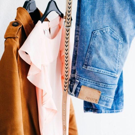 Boyfriend jeans styling tips