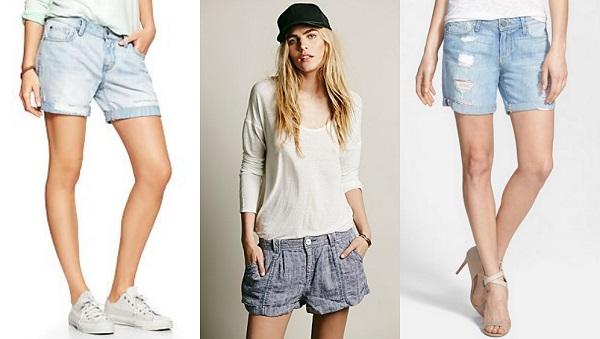 Boyfriend-Shorts-Trend