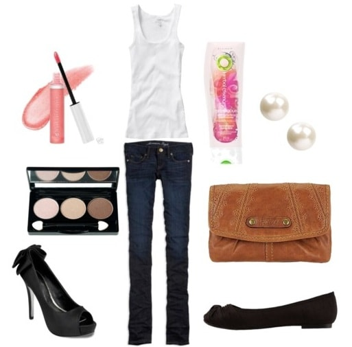 Outfit for a date with a boy