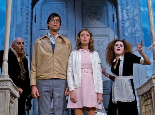 Couples Halloween costume ideas: Brad and janet from Rocky Horror Picture Show