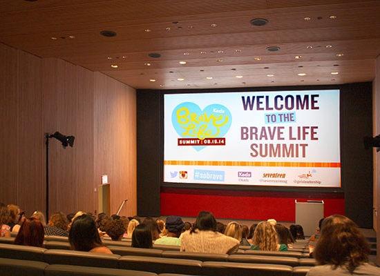 Keds Brave Life Summit 2014