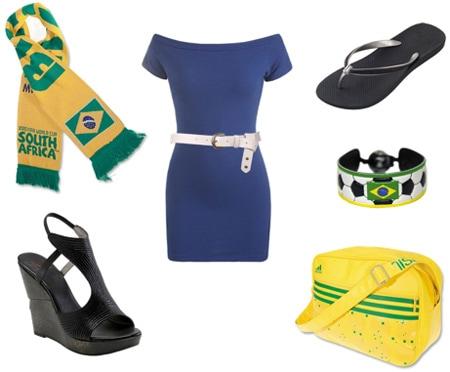 FIFA World Cup Fashion - Brazil