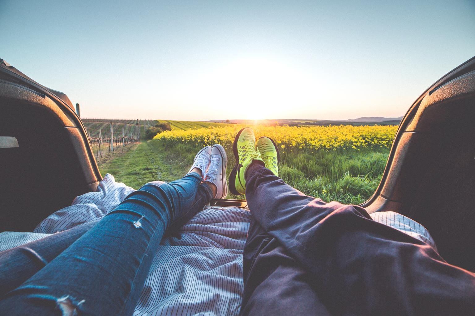 relaxing-car-stock-photo