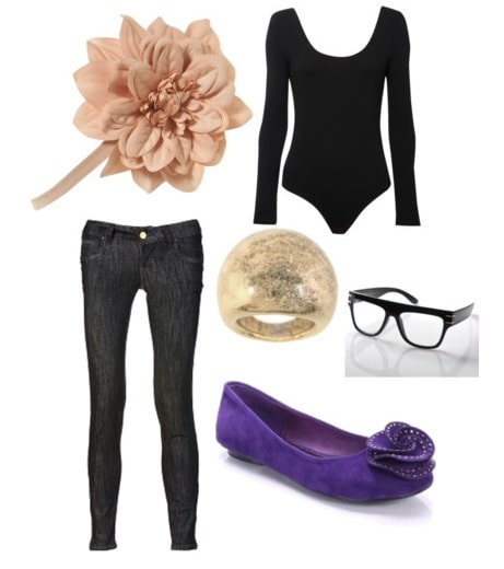 Outfit inspired by fashionista Breana