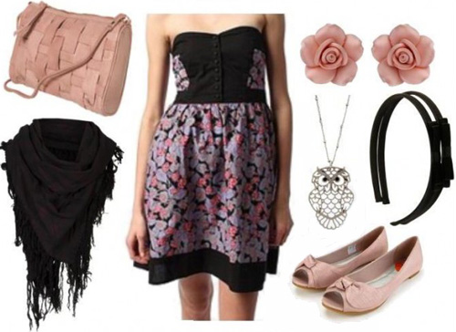 Briar Rose outfit