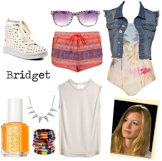 LooksFromBooks Bridget