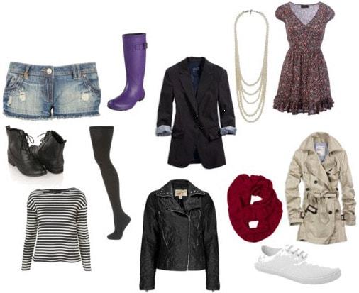 British style basics