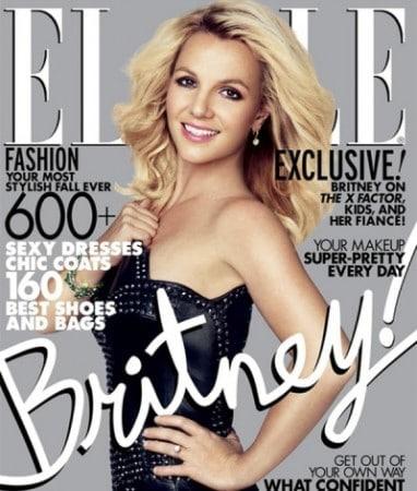 Britney spears elle magazine 2012 400x470