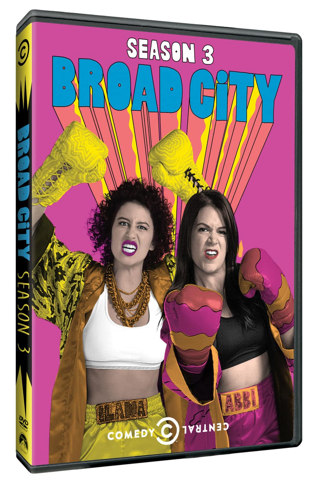 Broad City Season 3 on DVD
