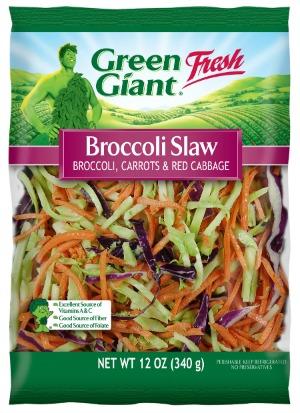 Broccoli slaw