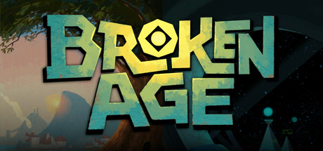 Broken Age Video Game Logo