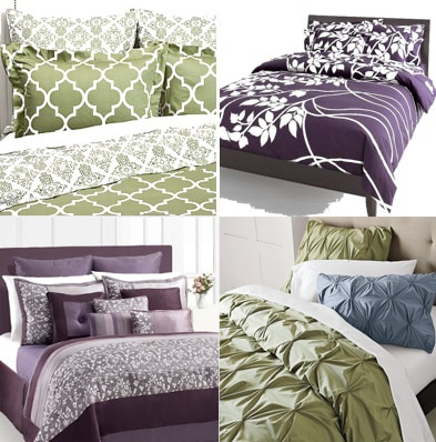 Bedding inspired by Brooke Davis' room from One Tree Hill