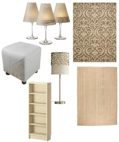 Bedroom accents inspired by Brooke Davis from One Tree Hill