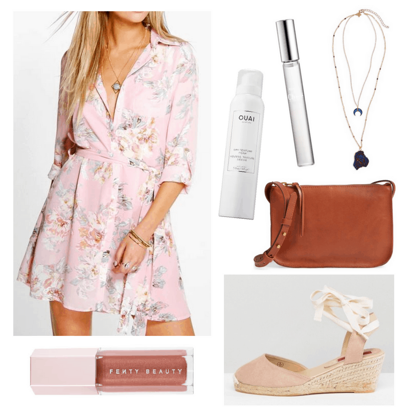 3 Brunch Looks For Showing Off Summer's Cutest Trends - Soft Florals