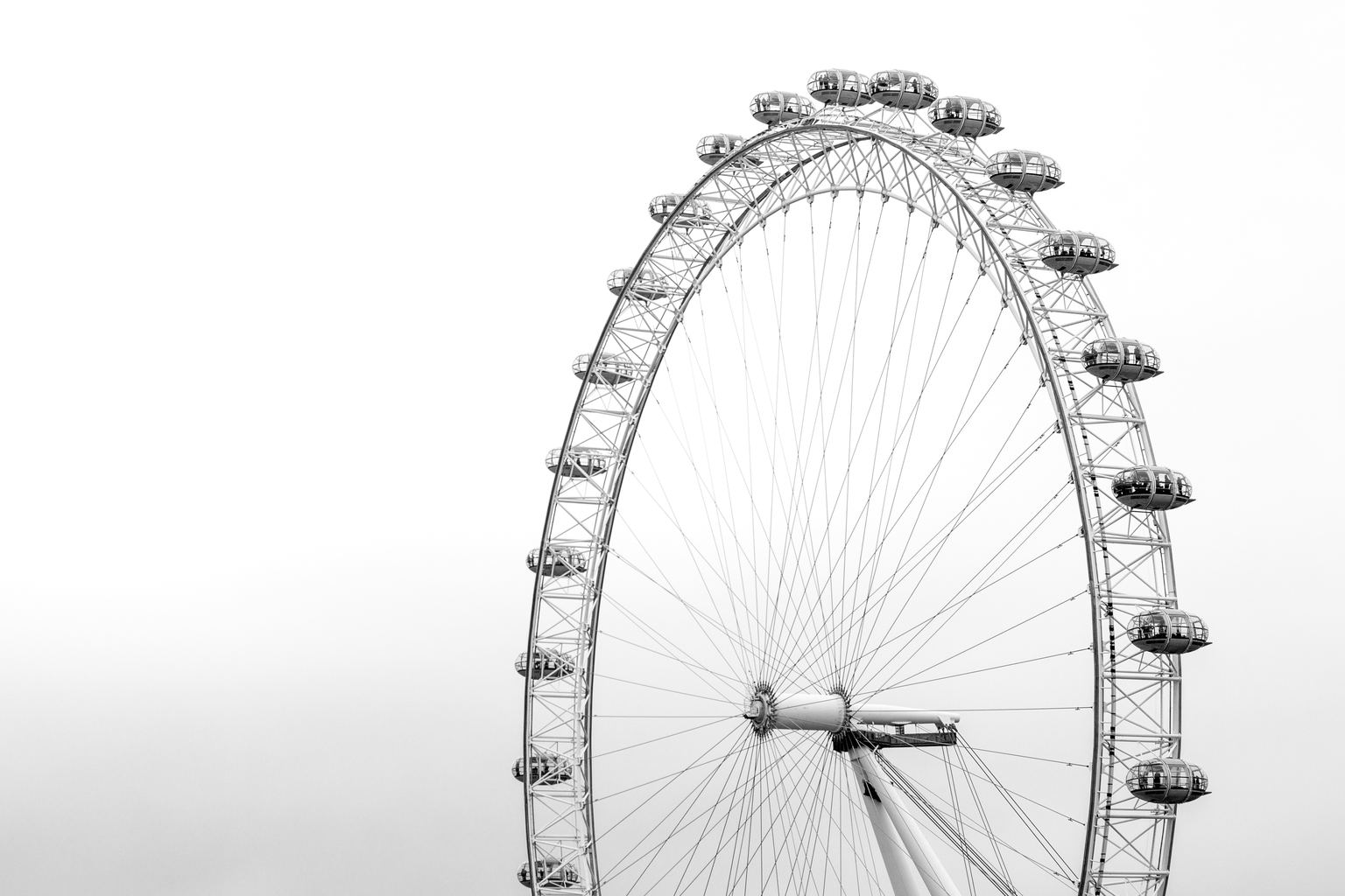 ferris wheel, london eye, england, london, tourist destination, attraction