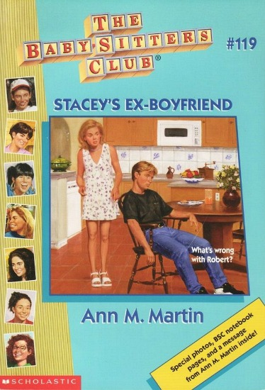 Stacey's Ex-Boyfriend cover